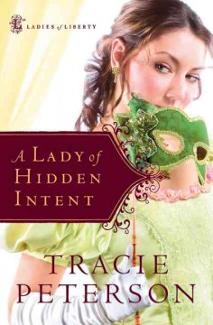 A lady of hidden intent cover image